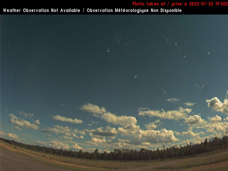 Web Cam image of St. Stephen Airport (South)
