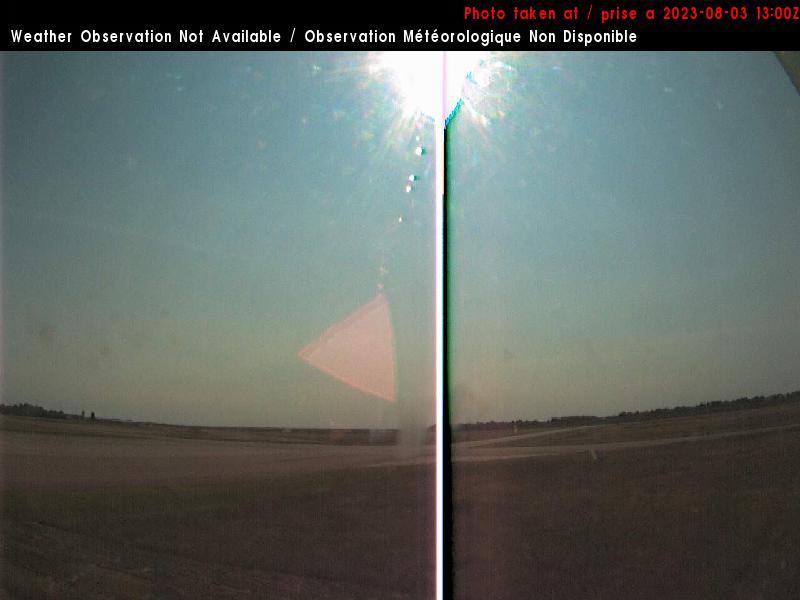 Web Cam image of Miramichi Airport (East)