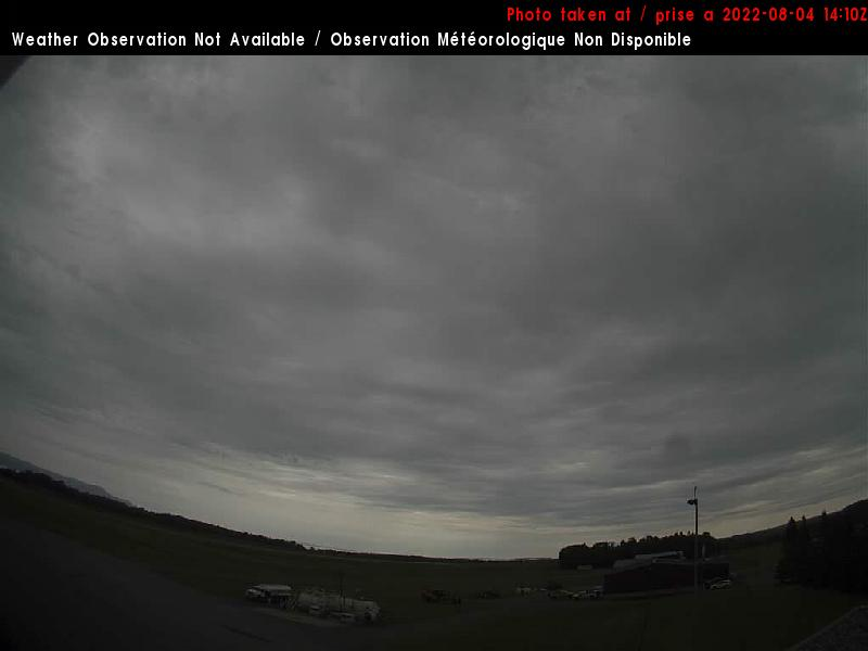 Web Cam image of Charlo Airport (East)