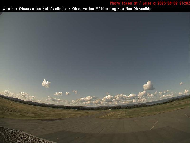 Web Cam image of Charlo Airport (North)