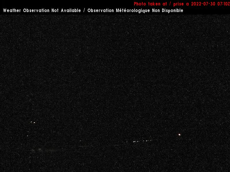 Web Cam image of Charlo Airport (North West)