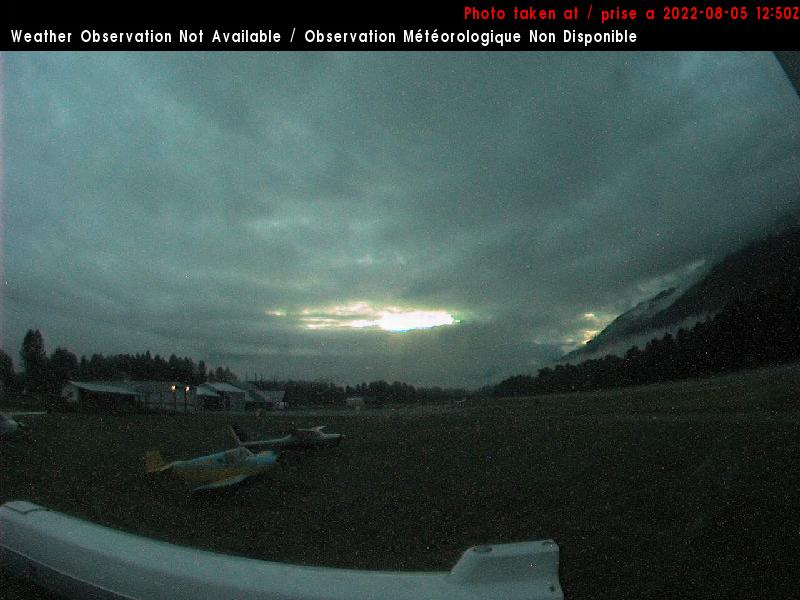 Pemberton Airport East View
