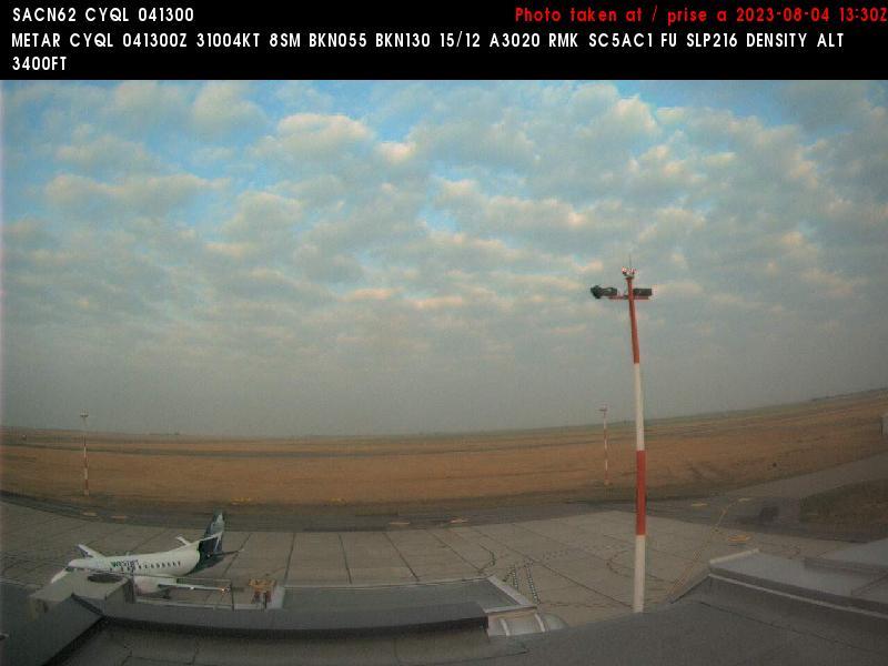 CYQL Southwest View
